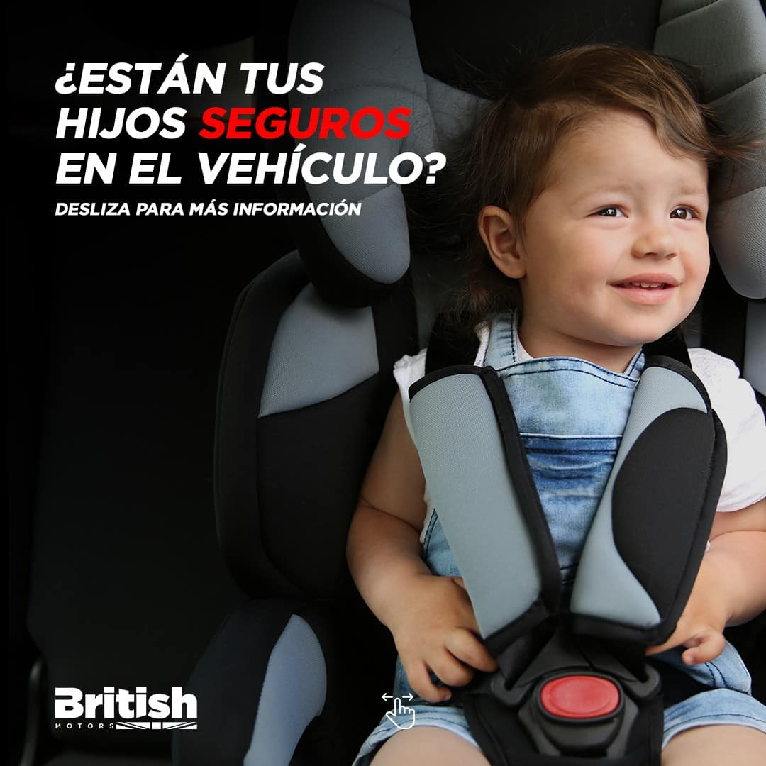 TALLER INSTRUCTIVO PARA PADRES POR BRITISH MOTORS