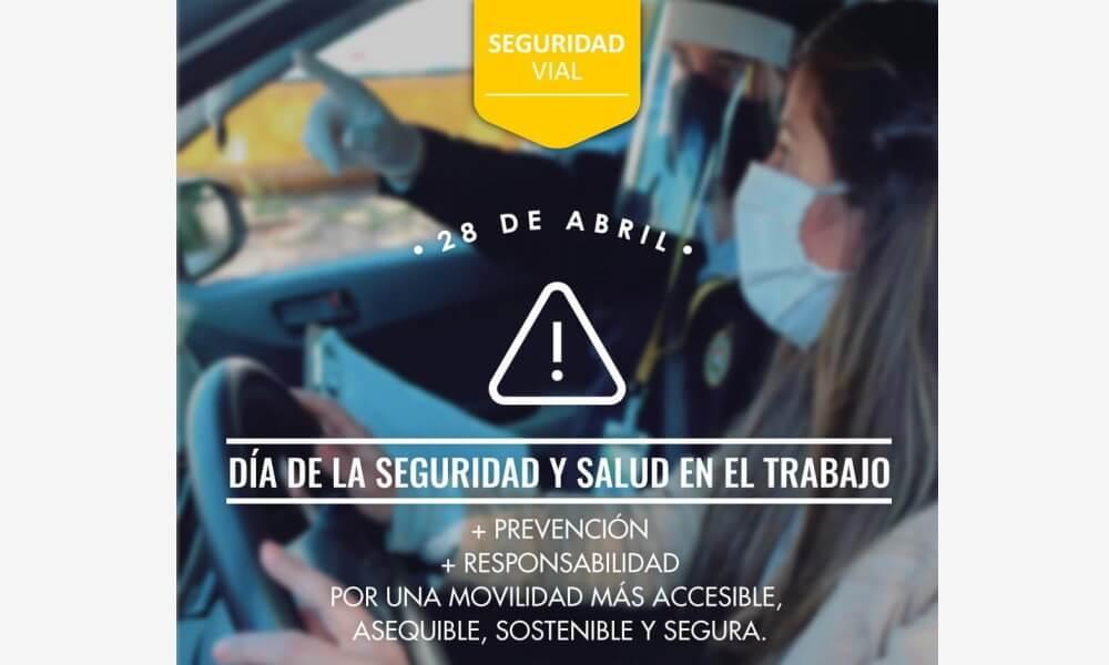 Día de la seguridad y Salud en el Trabajo